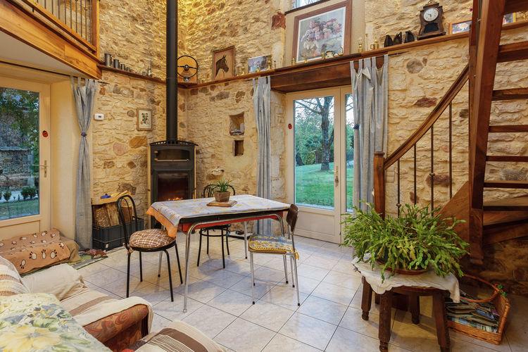 vakantiehuis Frankrijk, Dordogne, Montclera vakantiehuis FR-46250-28