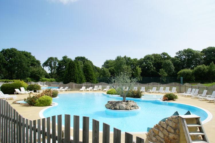 Vakantiehuizen Frankrijk | Bretagne | Vakantiehuis te huur in Clohars-Carnoet met zwembad  met wifi 5 personen