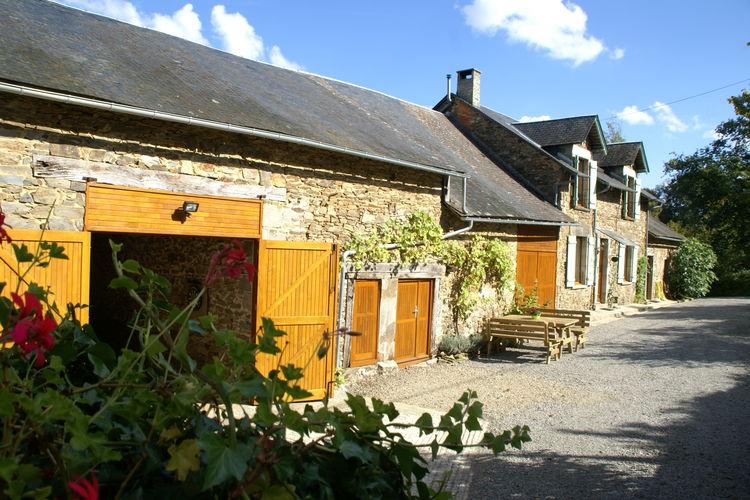 vakantiehuis Frankrijk, Limousin, Sussac vakantiehuis FR-87130-07