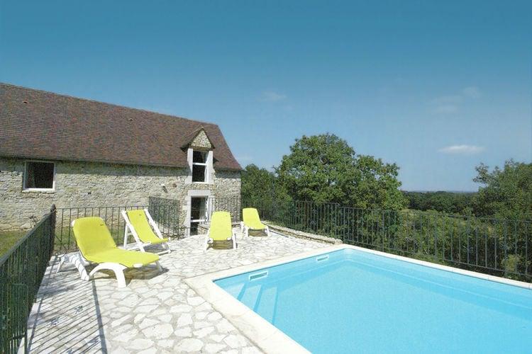 Vakantiehuizen Florimont-Gaumier te huur Florimont-Gaumier- FR-24250-22 met zwembad   te huur