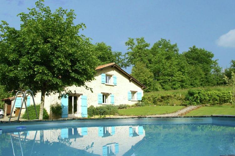 Vakantiehuis met zwembad   DordogneMaison de vacances Manzac sur Vern