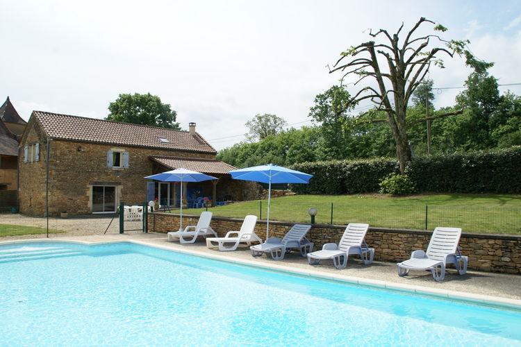 vakantiehuis Frankrijk, Dordogne, Besse vakantiehuis FR-24550-45