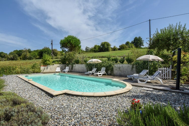vakantiehuis Frankrijk, Dordogne, Loubéjac vakantiehuis FR-24550-46