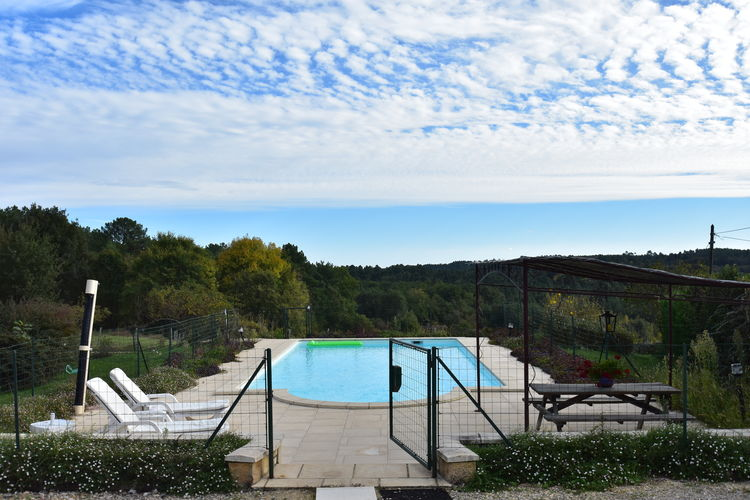 vakantiehuis Frankrijk, Midi-Pyrenees, Montcléra vakantiehuis FR-46250-14