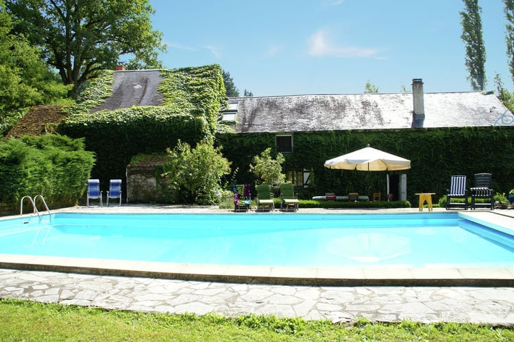 vakantiehuis Frankrijk, Bourgogne, Préporché vakantiehuis FR-58360-23