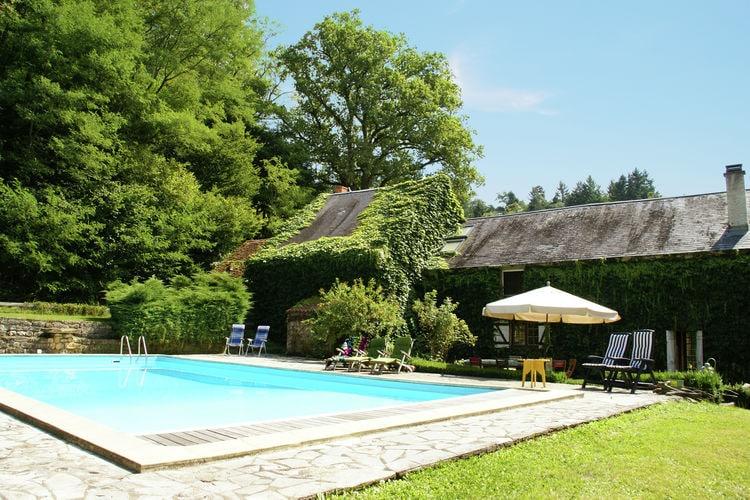 Vakantiehuis met zwembad met wifi  Préporché  Maison de vacances Préporché