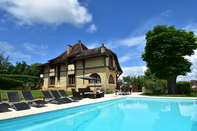 Vakantiehuizen Belves te huur Belves- FR-24170-33 met zwembad  met wifi te huur
