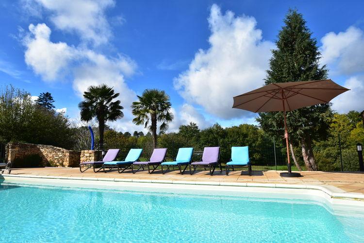 vakantiehuis Frankrijk, Dordogne, St.Cernin-De-L