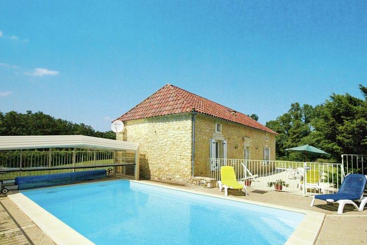Vakantiehuizen Florimont-Gaumier te huur Florimont-Gaumier- FR-24250-25 met zwembad   te huur