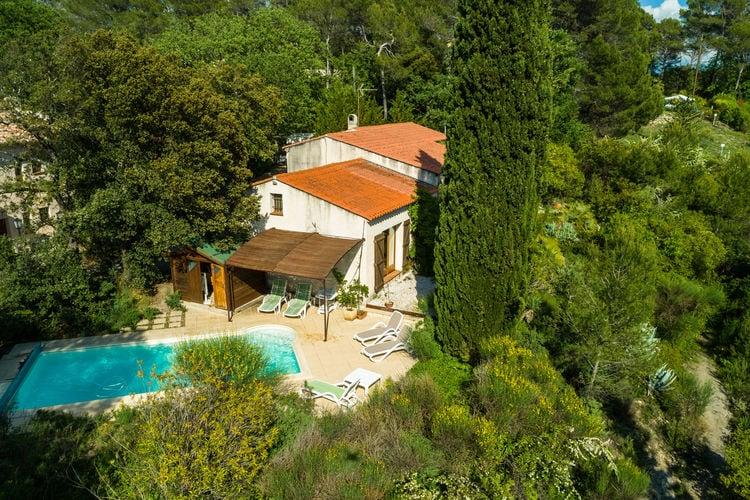 Vakantiehuizen Frankrijk | Provence-alpes-cote-d-azur | Vakantiehuis te huur in Saint-Antonin-Du-Var met zwembad  met wifi 6 personen