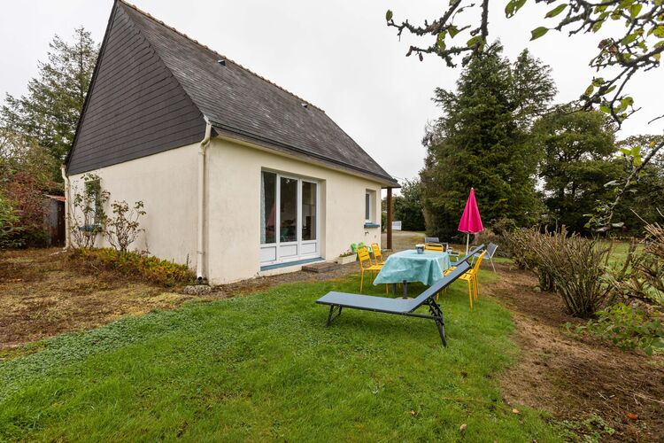 Vakantiehuizen Frankrijk   Bretagne   Vakantiehuis te huur in Priziac    4 personen