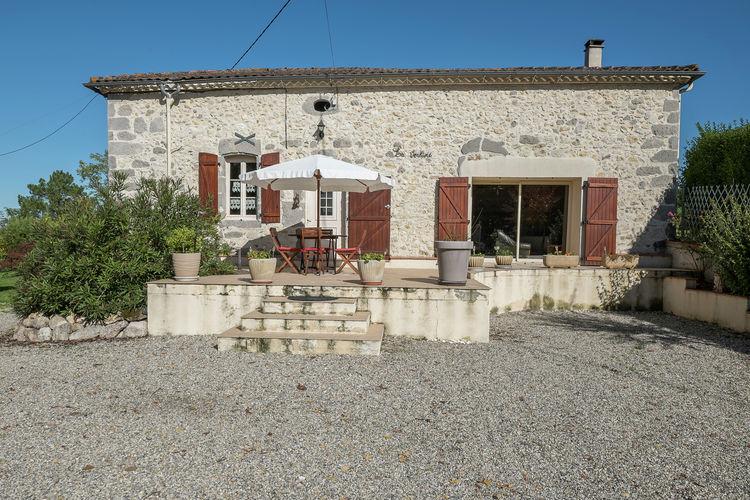 Vakantiehuis  met wifi  Grezet-CavagnanMaison de vacances - GREZET CAVAGNAN