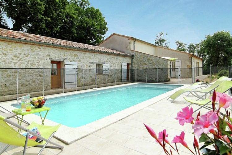 vakantiehuis Frankrijk, Midi-Pyrenees, Saint-Mezard vakantiehuis FR-32700-02