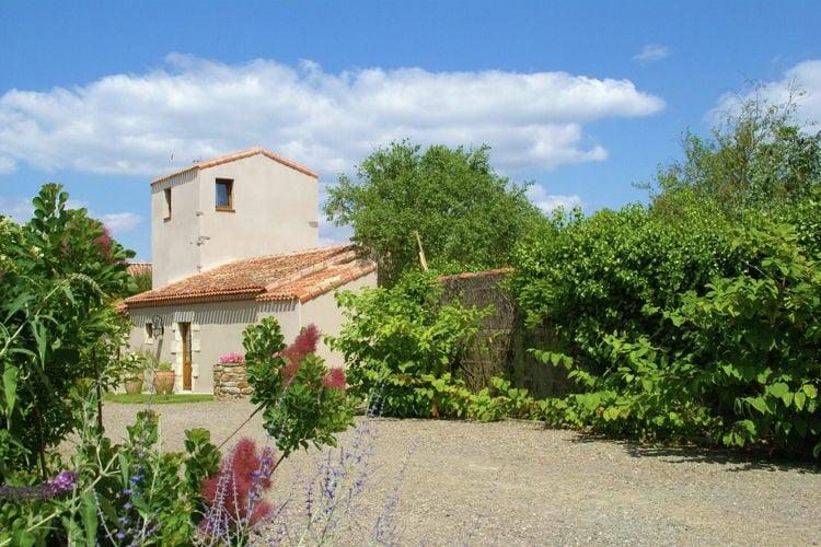 Frankrijk | Pays-de-la-loire | Vakantiehuis te huur in Le-Chateau-Dolonne   met wifi 6 personen
