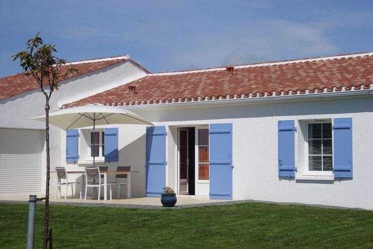 Vakantiehuis    Pays de la loireMaison de vacances Avrillé