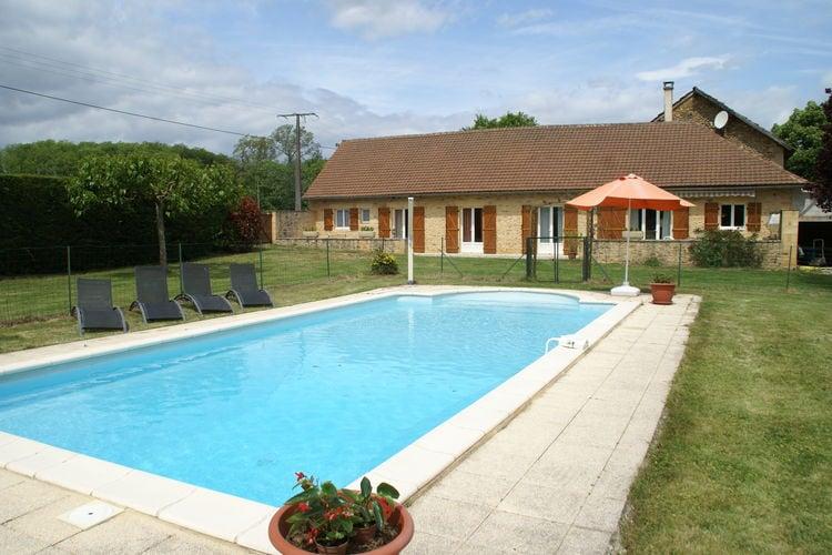 Vakantiehuis met zwembad met wifi  BesseMaison de vacances Besse Les Vitarelles 6p