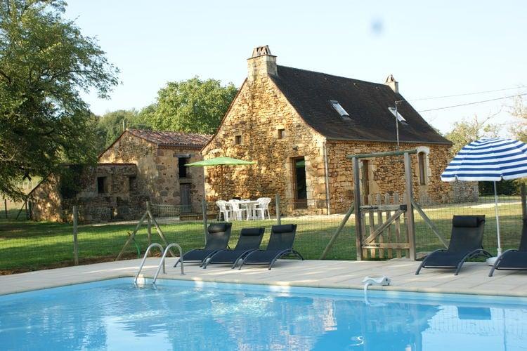 Vakantiehuis met zwembad met wifi  Larzac-BelvesMaison de vacances Larzac Belves