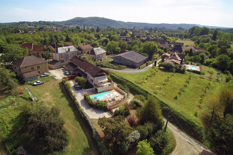 vakantiehuis Frankrijk, Dordogne, St. Julien-De-Lampon vakantiehuis FR-24370-35
