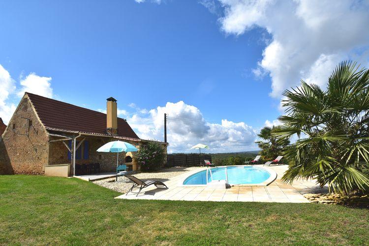 Vakantiehuis met zwembad met wifi  MeyralsMaison de vacances Les Eyzies de Tayac 6 pers