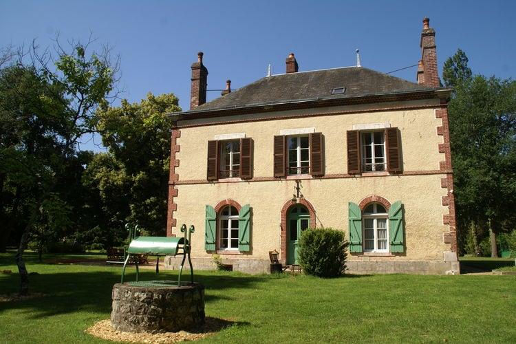 Vakantiehuizen Frankrijk | Region-Centre | Vakantiehuis te huur in Cernoy-en-Berry   met wifi 10 personen