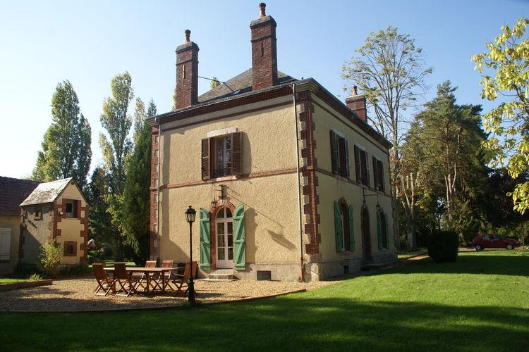 vakantiehuis Frankrijk, Region Centre, Cernoy-en-Berry vakantiehuis FR-45360-03