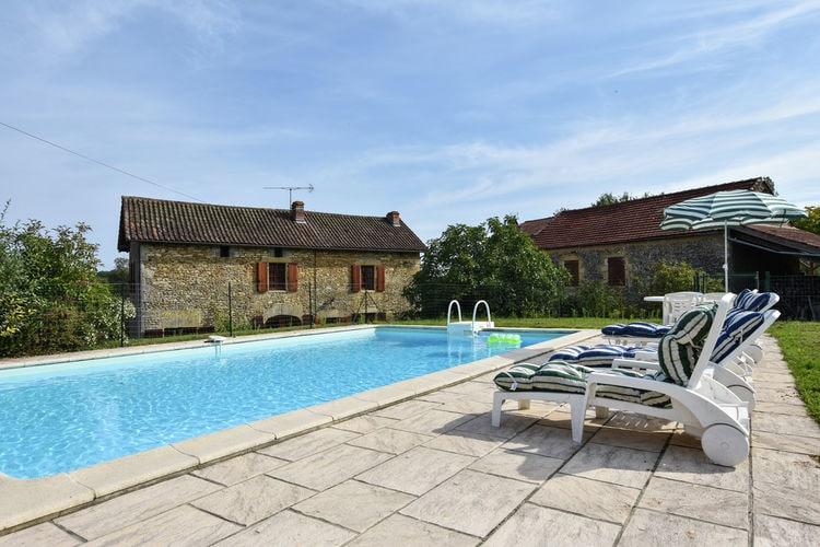 Vakantiehuizen Loubejac te huur Loubejac- FR-24550-56 met zwembad   te huur
