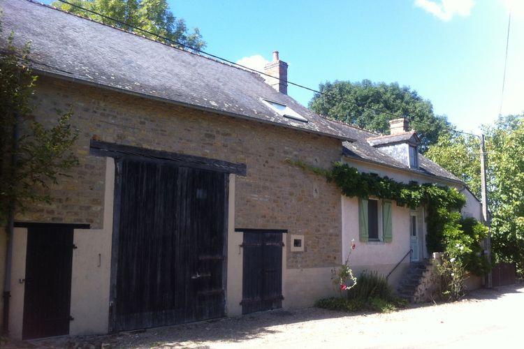 vakantiehuis Frankrijk, Bourgogne, Tintury vakantiehuis FR-58110-21