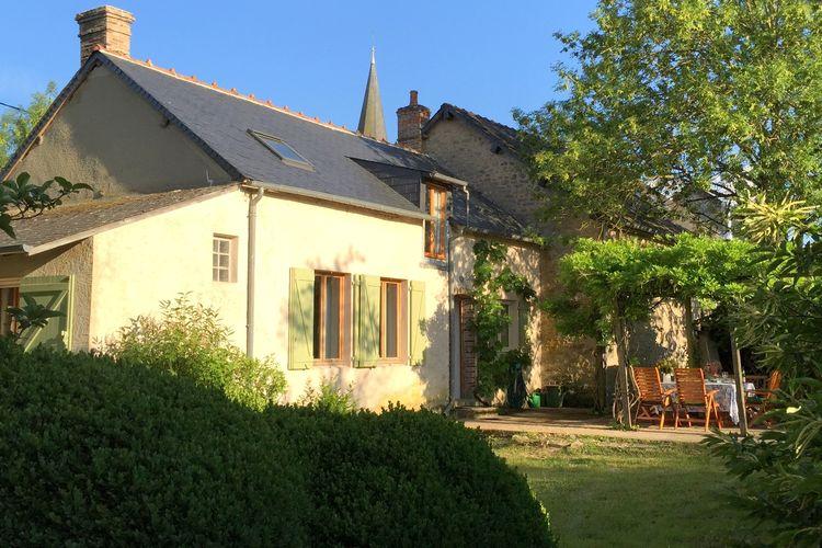 Vakantiehuizen Frankrijk | Bourgogne | Vakantiehuis te huur in Tintury   met wifi 8 personen