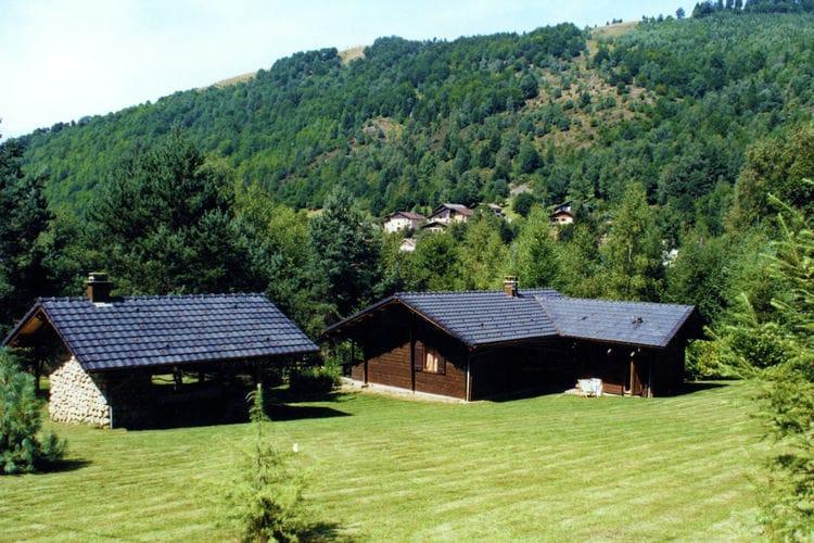 Vakantiehuizen Frankrijk | Vogezen | Chalet te huur in La-Bresse   met wifi 8 personen