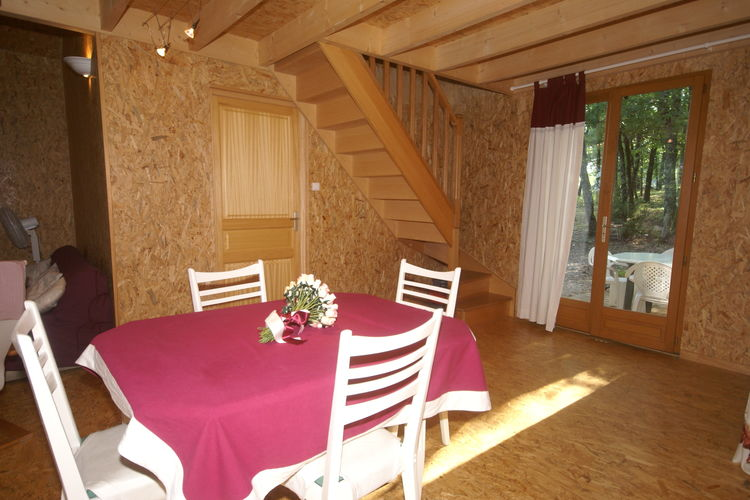 Chalet Frankrijk, Midi-Pyrenees, Montricoux Chalet FR-82800-03