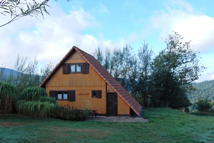 Chalet Frankrijk, Vogezen, La Hoube (dabo) Chalet FR-57850-09