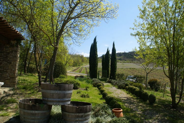 Chalet Frankrijk, Languedoc-roussillon, Roquetaillade Chalet FR-11300-09