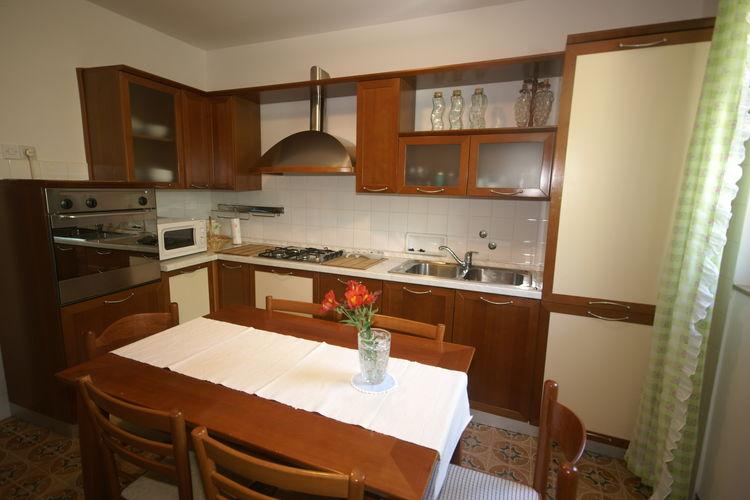 vakantiehuis Kroatië, Istrie, Pula vakantiehuis HR-52100-103
