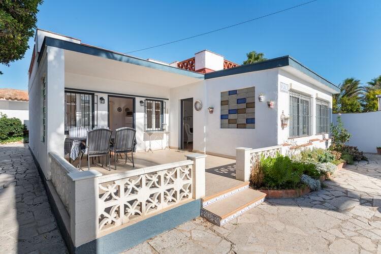 Vakantiehuizen Spanje | Costa-del-Azahar | Bungalow te huur in Vinaros-castellon   met wifi 4 personen