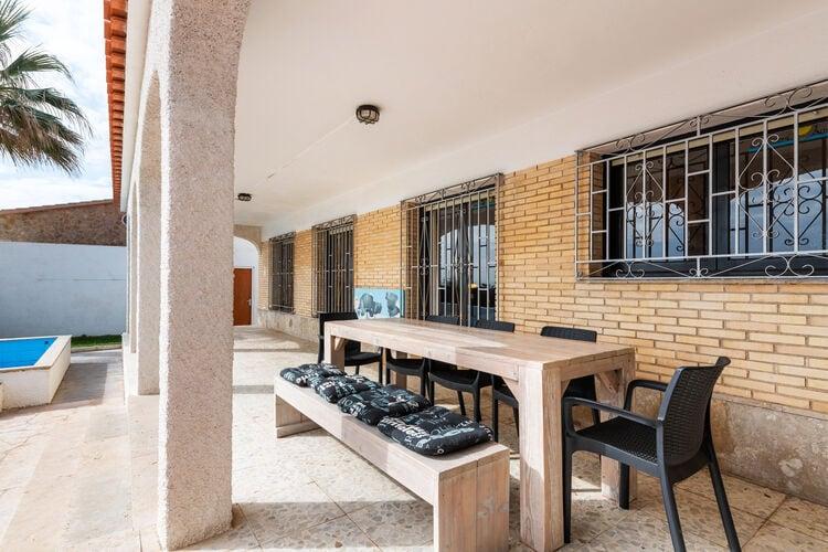 vakantiehuis Spanje, Costa del Azahar, Vinarós vakantiehuis ES-12500-18
