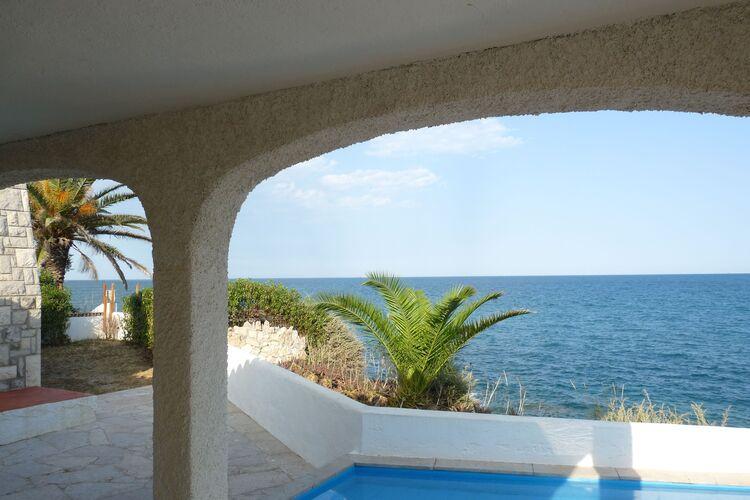 Vakantiehuizen Spanje | Costa-del-Azahar | Vakantiehuis te huur in Vinaros met zwembad  met wifi 8 personen