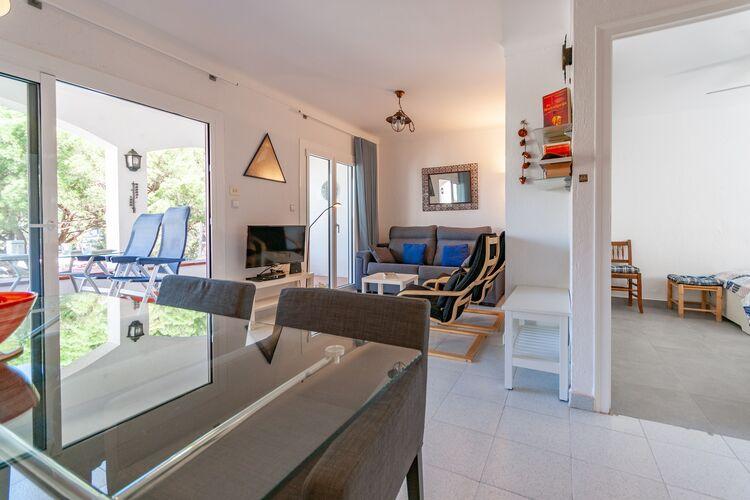 Appartement Spanje, Costa Brava, Canyelles Petites Appartement ES-17480-24