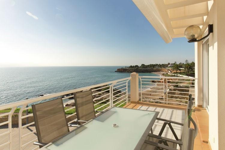 Costa del Azahar Vakantiewoningen te huur Appartement met uitzicht op de altijd helderblauwe Middellandse Zee