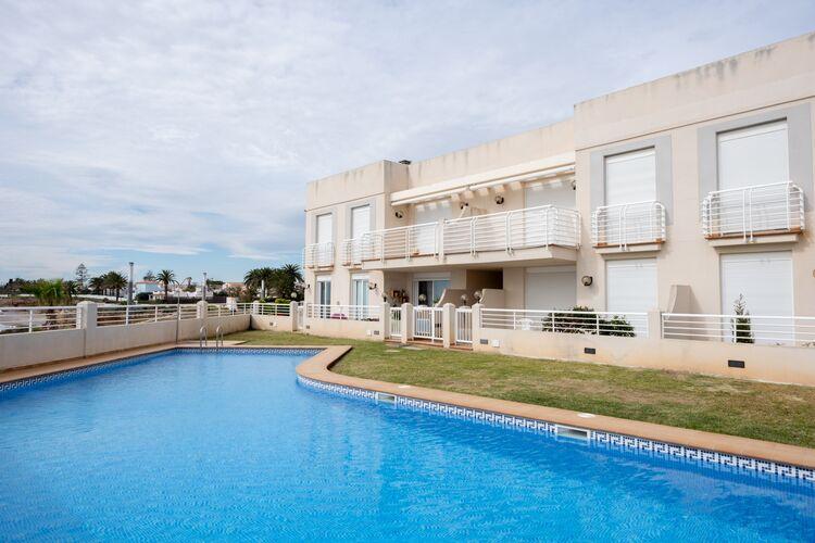 Vakantiehuizen Costa del Azahar te huur Vinaros- ES-12500-20 met zwembad  met wifi te huur