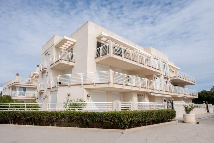 Appartement Spanje, Costa del Azahar, Vinaros Appartement ES-12500-20