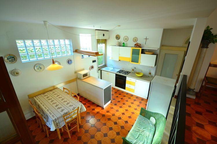 vakantiehuis Italië, Toscana, Marina di Massa vakantiehuis IT-54100-14