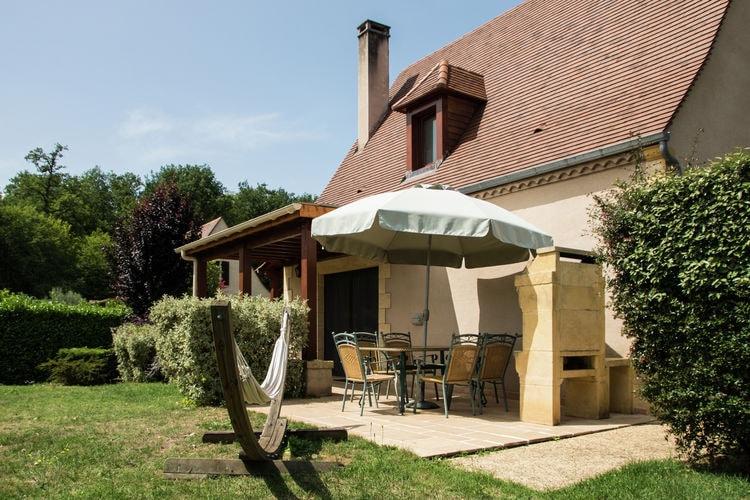 Vakantiehuis met zwembad met wifi  Castelnaud-La-ChapelleMaison 6 pers piscine partagée