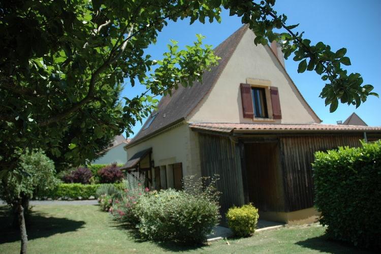 Vakantiehuis met zwembad met wifi  Castelnaud-La-ChapelleMaison 6 pers Rose