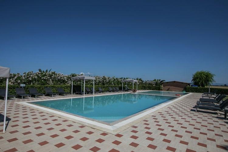 vakantiehuis Italië, Toscana, Grosseto vakantiehuis IT-58100-22