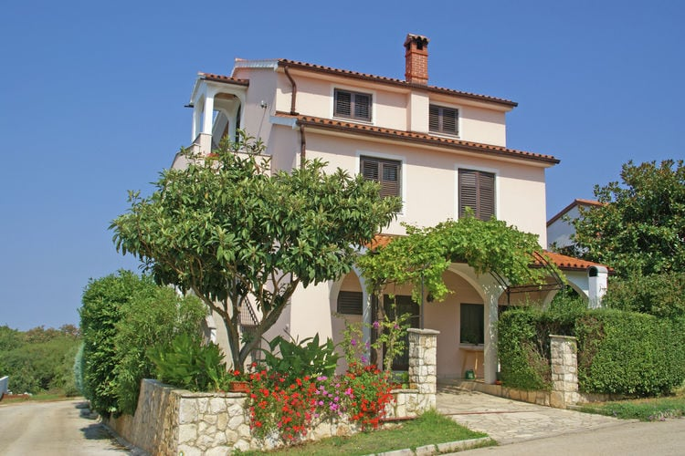 Kroatie | Istrie | Appartement te huur in Banjole met zwembad  met wifi 5 personen