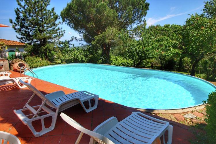 vakantiehuis Italië, Toscana, Bucine vakantiehuis IT-52021-30
