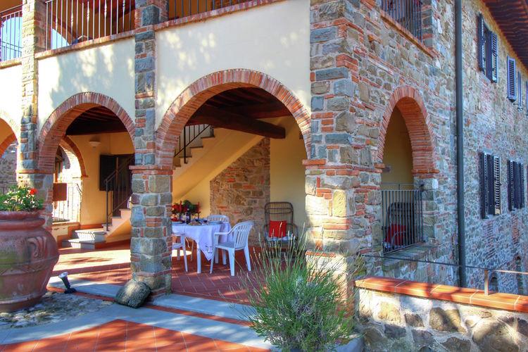 vakantiehuis Italië, Toscana, Bucine vakantiehuis IT-52021-31