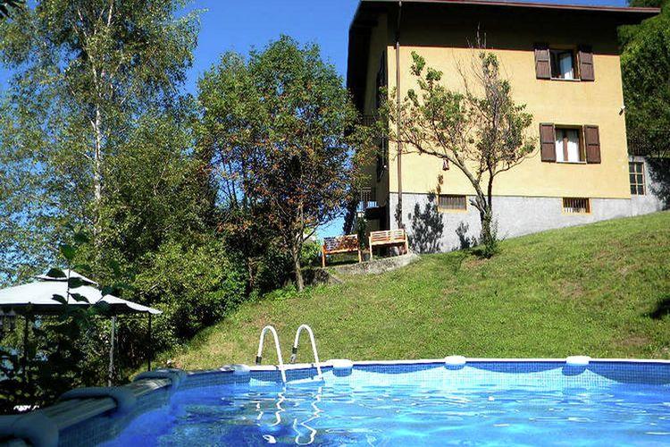 Appartement Italië, Italiaanse Meren, Pisogne Appartement IT-25055-01