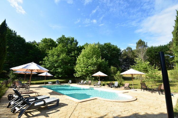 vakantiehuis Frankrijk, Dordogne, St. Cirq-Madelon vakantiehuis FR-46300-16
