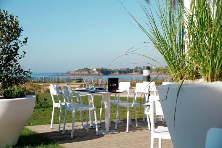Appartement met zwembad met wifi  BretagneFleur de Sel 4